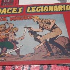 Tebeos: AUDACES LEGIONARIOS - MAGA / NÚMERO 12. Lote 188803101