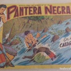 Tebeos: PANTERA NEGRA NÚM. 16. ORIGINAL. CON DOBLE PORTADA! EDITA MAGA. BUEN ESTADO. Lote 188805983