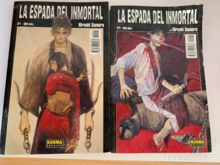 LA ESPADA DEL INMORTAL (Tebeos y Comics - Maga - Otros)