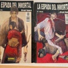Tebeos: LA ESPADA DEL INMORTAL . Lote 189096431