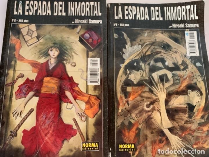 Tebeos: La espada del inmortal - Foto 3 - 189096431