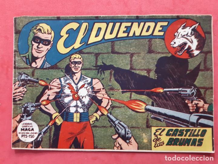 EL DUENDE Nº 2 ORIGINAL (Tebeos y Comics - Maga - Otros)