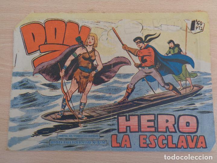 DON Z NÚM. 29 - HERO LA ESCLAVA - ORIGINAL - EDITA MAGA (Tebeos y Comics - Maga - Don Z)