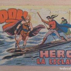 Tebeos: DON Z NÚM. 29 - HERO LA ESCLAVA - ORIGINAL - EDITA MAGA. Lote 190275855