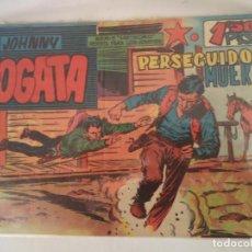 Tebeos: JOHNNY FOGATA 3 ORIGINAL. Lote 190344710