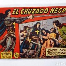 Giornalini: EL CRUZADO NEGRO Nº 16 ORIGINAL BUEN ESTADO. Lote 190439531