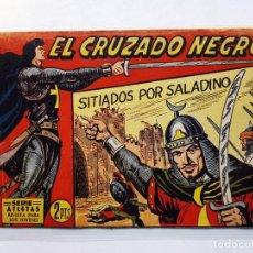 Giornalini: EL CRUZADO NEGRO Nº 17 ORIGINAL BUEN ESTADO. Lote 190439618