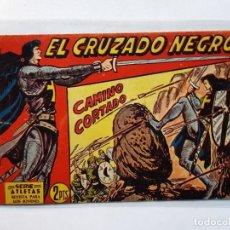 Giornalini: EL CRUZADO NEGRO Nº 25 ORIGINAL BUEN ESTADO. Lote 190440007