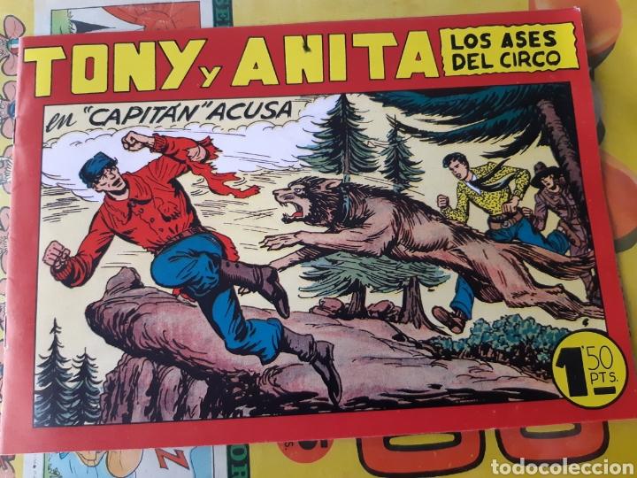 TEBEOS-COMICS CANDY - TONY Y ANITA 128 - MAGA - AA98 (Tebeos y Comics - Maga - Tony y Anita)