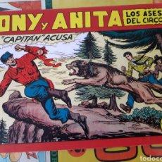 Tebeos: TEBEOS COMICS CANDY - TONY Y ANITA 128 - MAGA - AA98. Lote 190450768