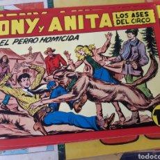 Tebeos: TEBEOS COMICS CANDY - TONY Y ANITA 127 - MAGA - AA98. Lote 190451042