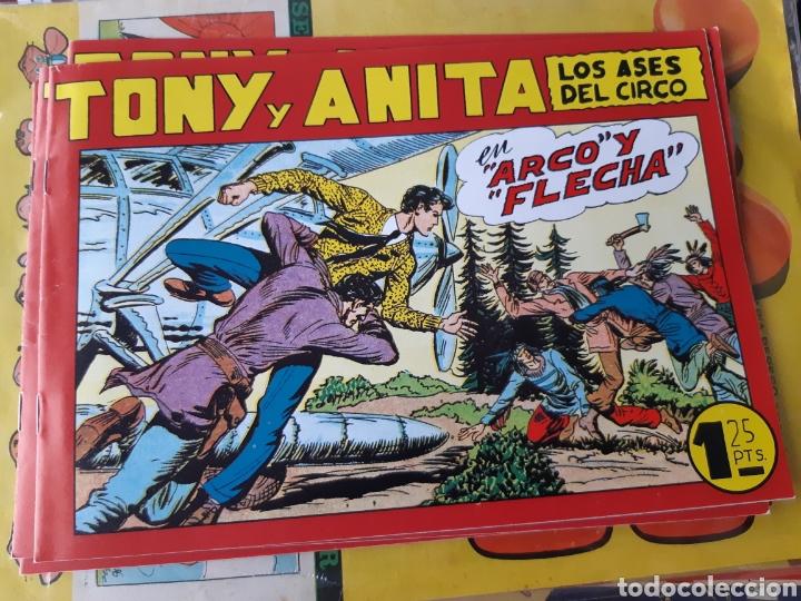 TEBEOS COMICS CANDY - TONY Y ANITA 126 - MAGA - AA98 (Tebeos y Comics - Maga - Tony y Anita)