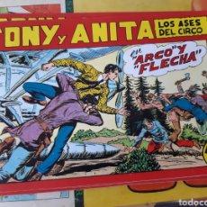 Tebeos: TEBEOS COMICS CANDY - TONY Y ANITA 126 - MAGA - AA98. Lote 190451343