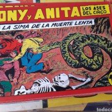 Tebeos: TEBEOS COMICS CANDY - TONY Y ANITA 125 - MAGA - AA98. Lote 190451556