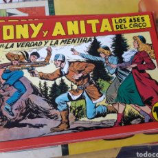 Tebeos: TEBEOS COMICS CANDY - TONY Y ANITA 124 - MAGA - AA98. Lote 190451800