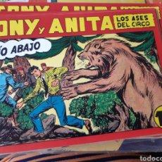Tebeos: TEBEOS COMICS CANDY - TONY Y ANITA 123 - MAGA- AA98. Lote 190452032