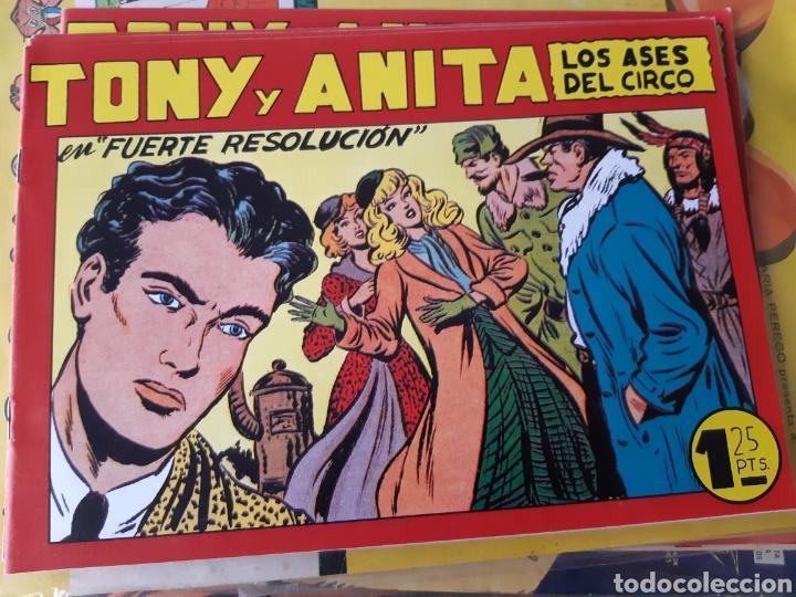 TEBEOS COMICS CANDY - TONY Y ANITA 122 - MAGA - AA98 (Tebeos y Comics - Maga - Tony y Anita)