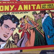 Tebeos: TEBEOS COMICS CANDY - TONY Y ANITA 122 - MAGA - AA98. Lote 190452277