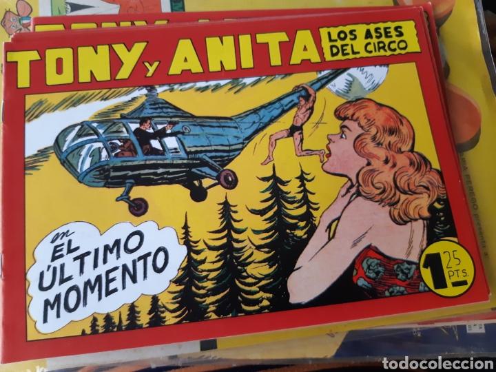 TEBEOS COMICS CANDY - TONY Y ANITA 121 - MAGA - AA98 (Tebeos y Comics - Maga - Tony y Anita)