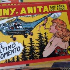 Tebeos: TEBEOS COMICS CANDY - TONY Y ANITA 121 - MAGA - AA98. Lote 190452515