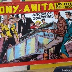 Tebeos: TEBEOS COMICS CANDY - TONY Y ANITA 120 - MAGA - AA98. Lote 190452840