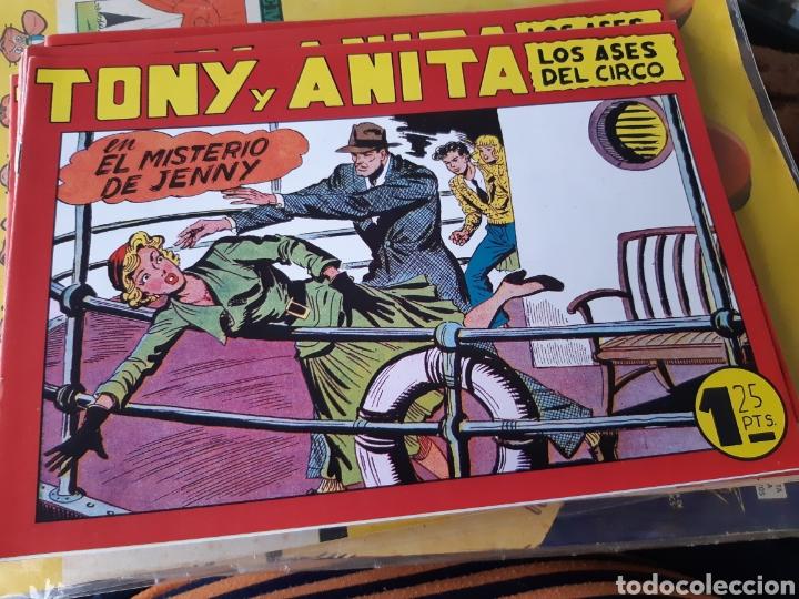 TEBEOS COMICS CANDY - TONY Y ANITA 118 - MAGA - AA98 (Tebeos y Comics - Maga - Tony y Anita)