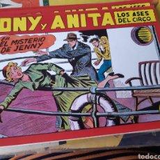 Tebeos: TEBEOS-COMICS CANDY - TONY Y ANITA 118 - MAGA - AA98. Lote 190453176