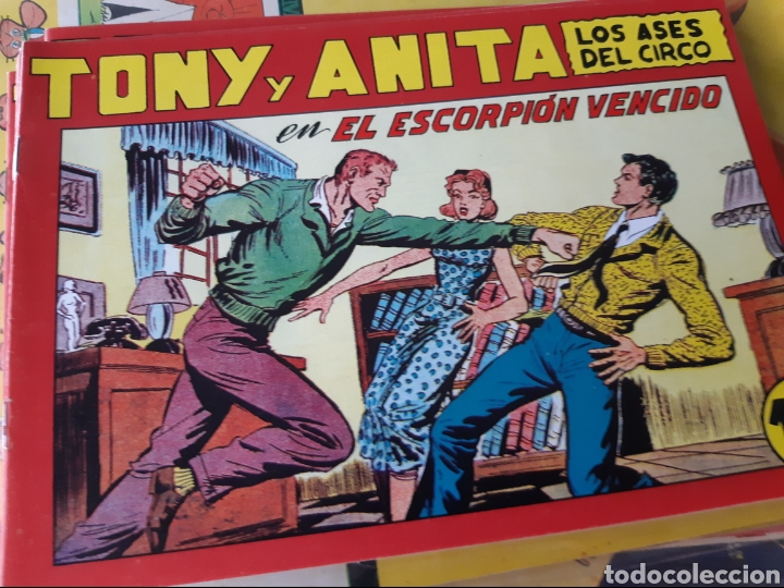 TEBEOS COMICS CANDY - TONY Y ANITA 117 - MAGA - AA98 (Tebeos y Comics - Maga - Tony y Anita)