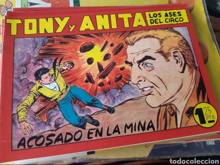 TEBEOS COMICS CANDY - TONY Y ANITA 116 - MAGA - AA98 (Tebeos y Comics - Maga - Tony y Anita)