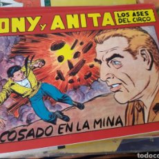 Tebeos: TEBEOS-COMICS CANDY - TONY Y ANITA 116 - MAGA - AA98. Lote 190453903