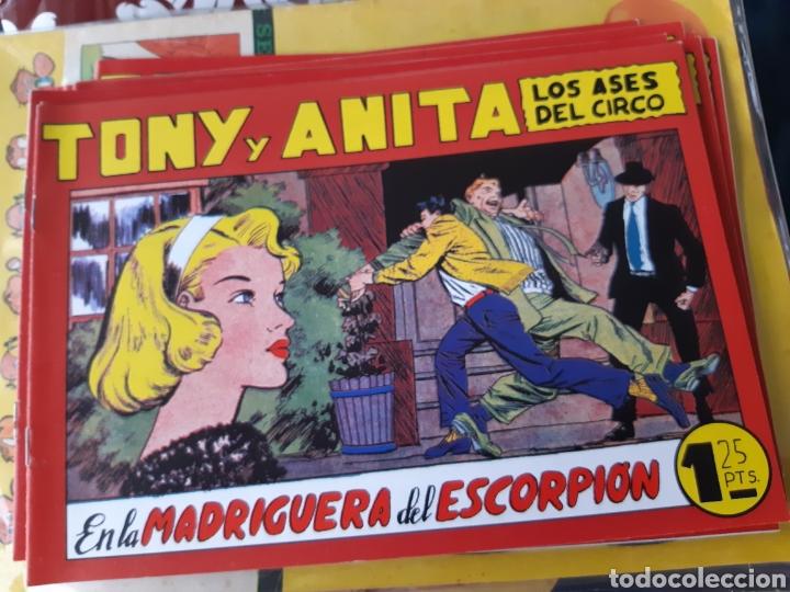 TEBEOS COMICS CANDY - TONY Y ANITA 115 - MAGA - AA98 (Tebeos y Comics - Maga - Tony y Anita)