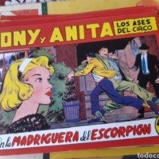 Tebeos: TEBEOS-COMICS CANDY - TONY Y ANITA 115 - MAGA - AA98. Lote 190454352