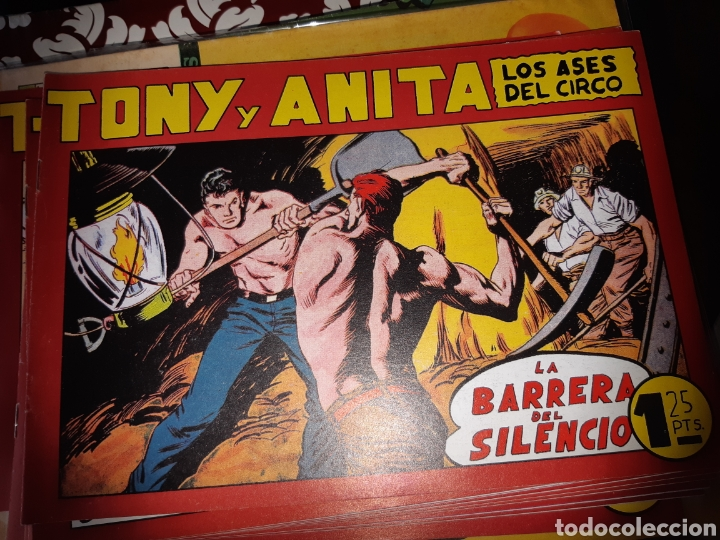 TEBEOS COMICS CANDY - TONY Y ANITA 114 - MAGA- AA98 (Tebeos y Comics - Maga - Tony y Anita)