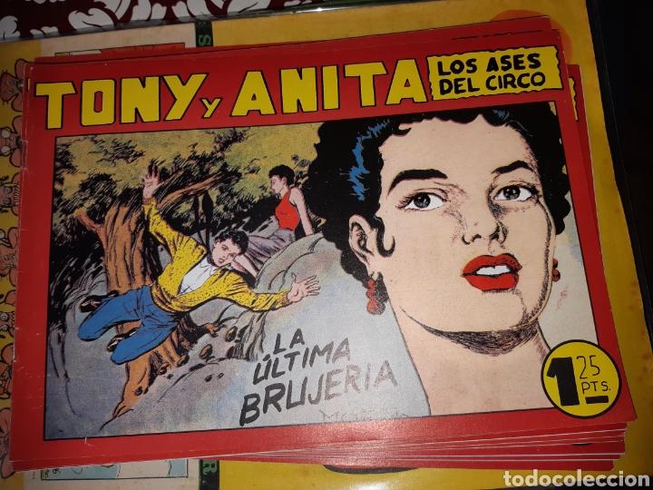 TEBEOS COMICS CANDY - TONY Y ANITA 113 - MAGA - AA98 (Tebeos y Comics - Maga - Tony y Anita)