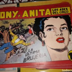 Tebeos: TEBEOS COMICS CANDY - TONY Y ANITA 113 - MAGA - AA98. Lote 190455167