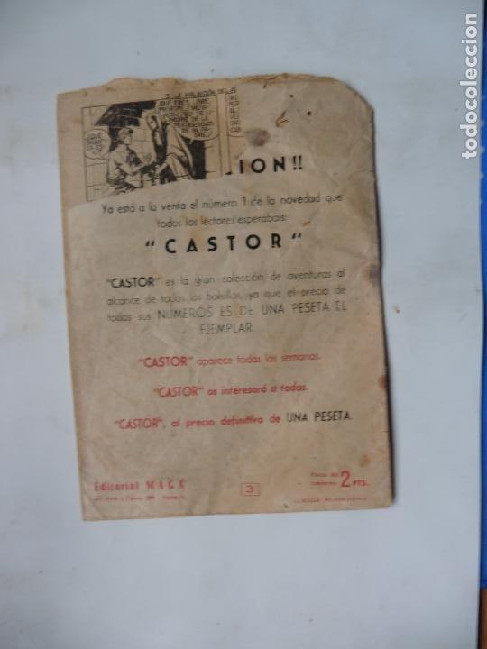 Tebeos: PRINCIPE DE RODAS Nº3 ORIGINAL MAGA - Foto 2 - 190498397