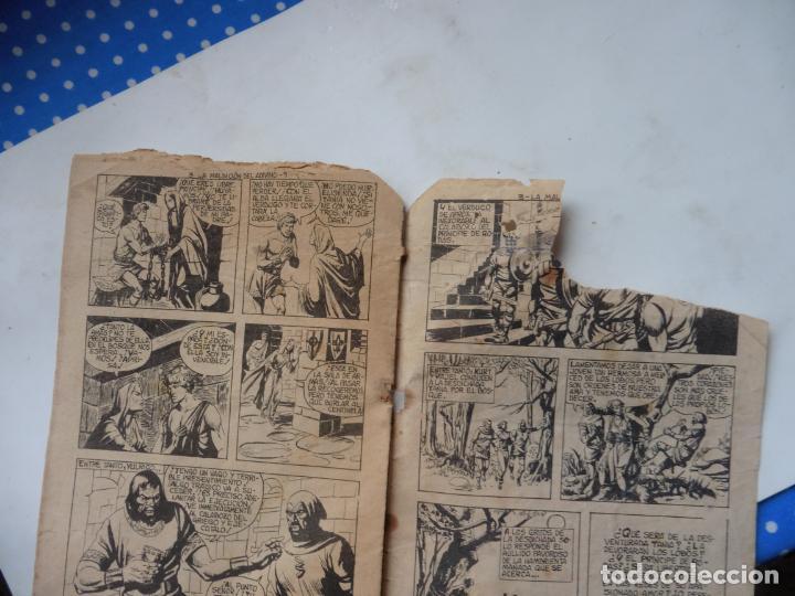 Tebeos: PRINCIPE DE RODAS Nº3 ORIGINAL MAGA - Foto 3 - 190498397