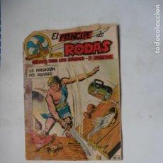 Tebeos: PRINCIPE DE RODAS Nº3 ORIGINAL MAGA. Lote 190498397