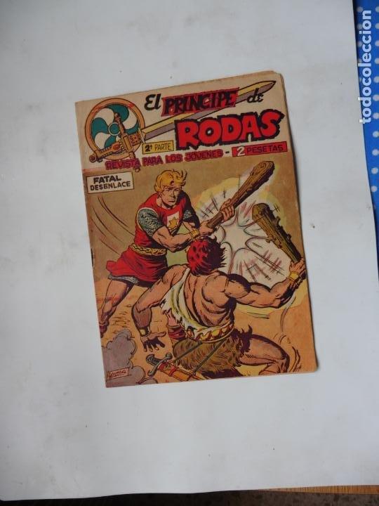 PRINCIPE DE RODAS Nº15 ORIGINAL MAGA (Tebeos y Comics - Maga - Otros)