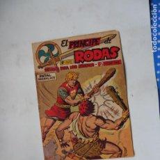 Tebeos: PRINCIPE DE RODAS Nº15 ORIGINAL MAGA. Lote 190498453