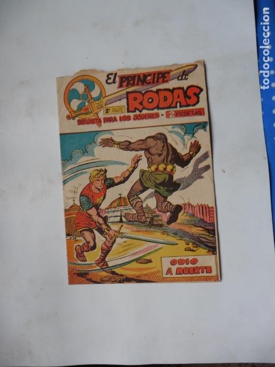 PRINCIPE DE RODAS Nº19 ORIGINAL MAGA (Tebeos y Comics - Maga - Otros)