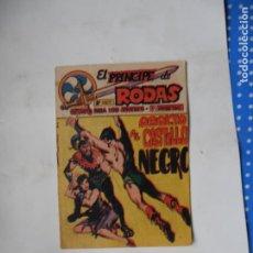 Tebeos: PRINCIPE DE RODAS Nº48 ORIGINAL MAGA. Lote 190498517
