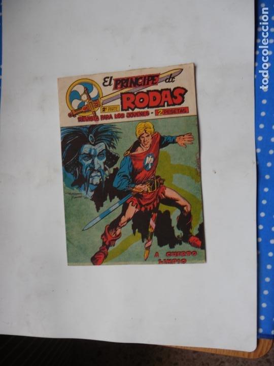 PRINCIPE DE RODAS Nº33 ORIGINAL MAGA (Tebeos y Comics - Maga - Otros)