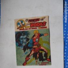 Tebeos: PRINCIPE DE RODAS Nº33 ORIGINAL MAGA. Lote 190498533