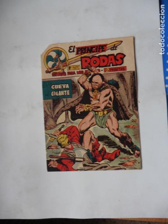 PRINCIPE DE RODAS Nº27 ORIGINAL MAGA (Tebeos y Comics - Maga - Otros)