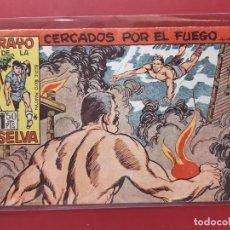 Tebeos: RAYO DE LA SELVA Nº 29 ORIGINAL MAGA 1960. Lote 190523601