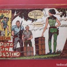 Tebeos: RAYO DE LA SELVA Nº 24 ORIGINAL MAGA 1960. Lote 190523645