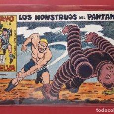 Tebeos: RAYO DE LA SELVA Nº 27 ORIGINAL MAGA 1960. Lote 190523702