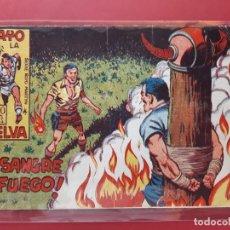 Tebeos: RAYO DE LA SELVA Nº 7 ORIGINAL MAGA 1960. Lote 190523760