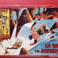Tebeos: RAYO DE LA SELVA Nº 9 ORIGINAL MAGA 1960. Lote 190523828